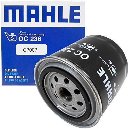 MAHLE(マーレ) オイルフィルター オイルエレメント ジープ クライスラー グランドチェロキー チェロキー コマンダー ラングラー グランドボイジャー ストラトス ニューヨーカー ビジョン ボイジャー ルバロン 300C 300M アクレイム インペリアル (ZMX ZY ZG40 ZG52 WJ40 WJ47 WH47 WH57 7MX XH47 XH57 S8MX HYMX SYMX TJ40H TJ40S GS33L GS38L RG33L RG33LA JA25 C6R LHF A63 Y6R GS33S GS38S RG33S C1J C5J LE35T LE57T LX35 LX57 LR35) O7007 純正フィルタメーカー オリジナルブランド