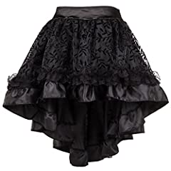 Status: 100% Brand New Color: Black Size S - 6XL. Please choose the Size according to the Waist Size. Perfect match with Steampunk or Gothic Outfit! BSLINGERIE is registered in the member states of EU, which includes United Kingdom, France and German...