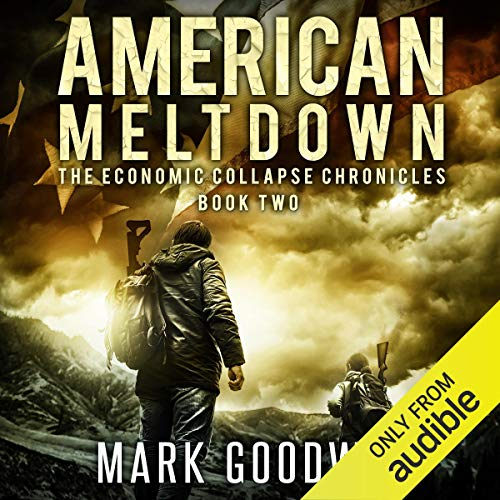 American Meltdown audiobook cover art