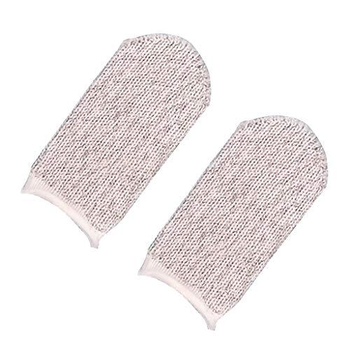 NA. RipengPI1 1 Paire de gants en tricot résistant à la sueur pour doigt de jeu Écran de doigt Manchons pour les jeux