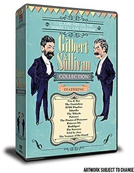 Best gilbert and sullivan dvd Reviews
