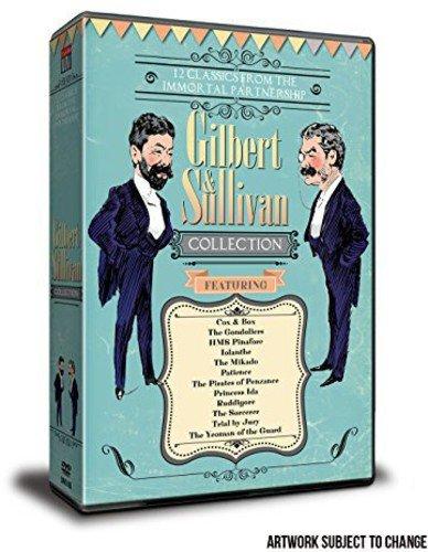 Gilbert & Sullivan Collection (11 Dvd) [Edizione: Regno Unito] [Edizione: Regno Unito]