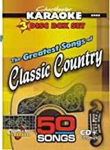 Karaoke: Greatest Songs of Classic Country by N/A (2004-01-01)
