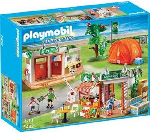 PLAYMOBIL Summer fun - El camping - Campamento - 5432