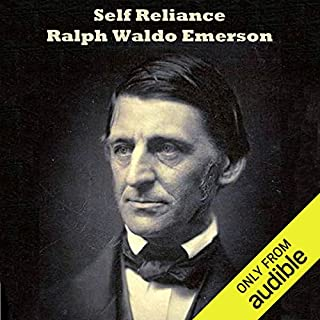 Self Reliance audiobook cover art
