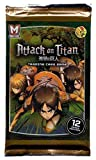 Panini Games 2018 MetaX Attack on Titan Trading Card Game Booster Pack