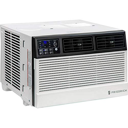 "Friedrich CCF05A10A 16"" Air Conditioner with 5000 BTU Cooling Capacity 115V in White"