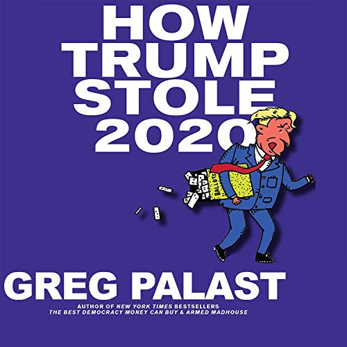 How Trump Stole 2020: The Hunt for America's Vanished Voters cover art