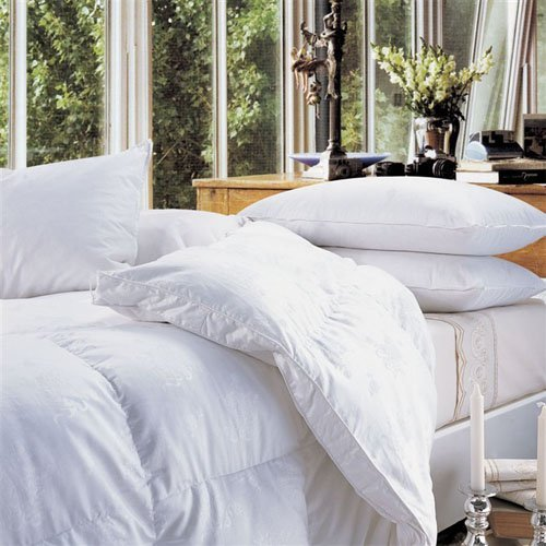 Early's of Witney Hungarian Goose Feather & Down 13.5 Tog Single bed Duvet