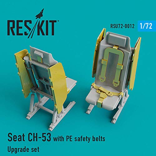 RESKIT Seat CH-53, MH-53 Aircraft Detailing Set RSU72-0012 1:72 Scale Model Kit