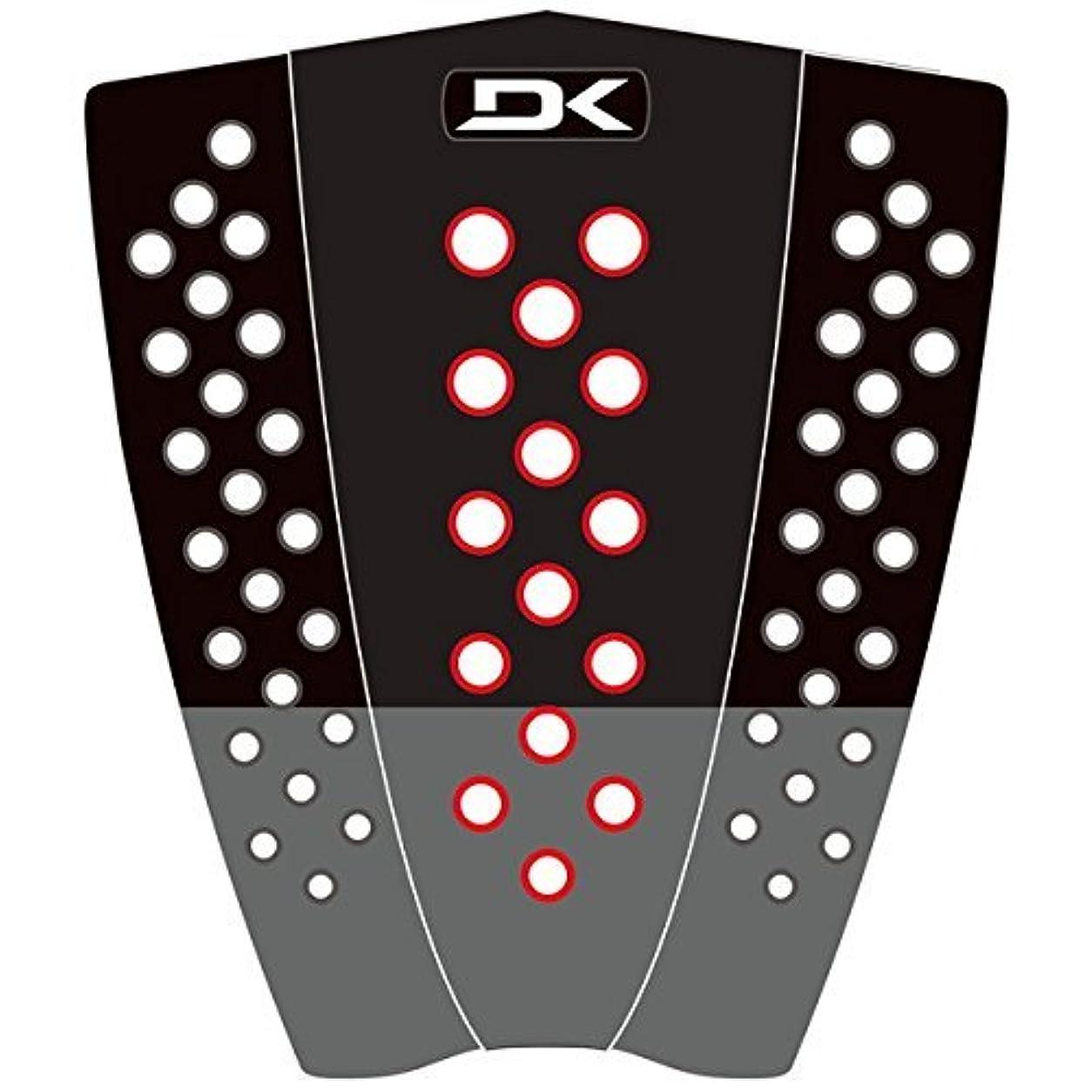 トラフィック司教お気に入りDAKINE(ダカイン) デッキパッド デッキパッド 3ピース (ジョエルパーキンソン モデル) [ AI237-804 / JOEL PARKINSON PRO PAD ] サーフィン サーフボード <ユニセックス> AI237-804 BLK F