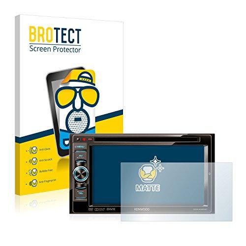 BROTECT 2X Entspiegelungs-Schutzfolie kompatibel mit Kenwood DDX4025BT Bildschirmschutz-Folie Matt, Anti-Reflex, Anti-Fingerprint