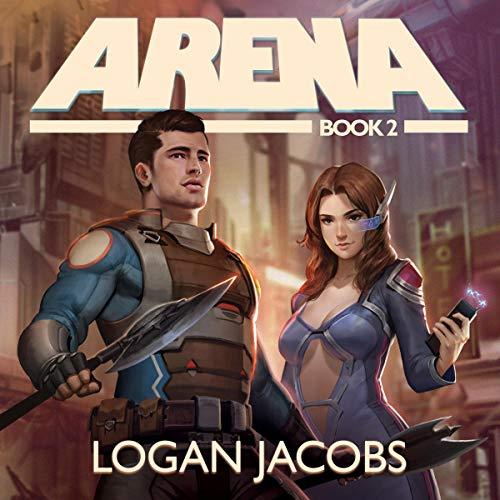 Arena, Book 2 Titelbild
