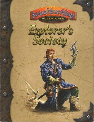 Explorers Society 7th Sea