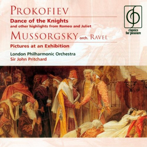 Prokofiev Dance of the Knights and other highlights from Romeo and Juliet; Mussorgsky Pictures at an Exhibition