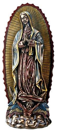 StealStreet Grande Nuestra Señora de Guadalupe Virgen María Estatua católica