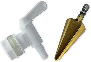 Fastferment Sampling Port Kit - Includes Spigot & Drill Bit