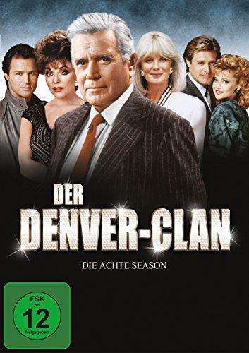 Der Denver-Clan - Season 8 (6 DVDs)