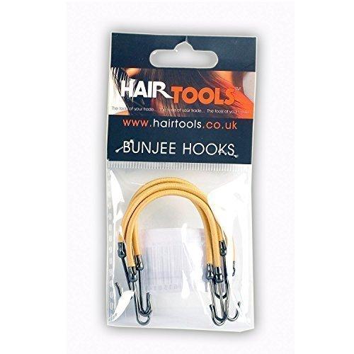 Hair Tools blond Bungee Haken