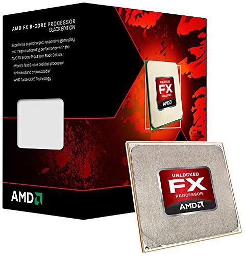 AMD FX-Series FX-8120 FX8120 - Zócalo para CPU de sobremesa AM3 938 FD8120FRW8KGU FD8120FRGUBOX FD8120FRGUWOX 3,1 GHz, 8 MB, 8 núcleos