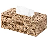 Vintiquewise QI003714.RC Tissue Holder, Rectangle, Natural