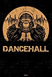 Dancehall Planner: Gorilla Dancehall Music Calendar 2020 - 6 x 9 inch 120 pages gift