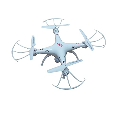 TALREJA ENTERPRISES Super Toys Plastic Vision Drone with USB Charger and RC (Multicolour)