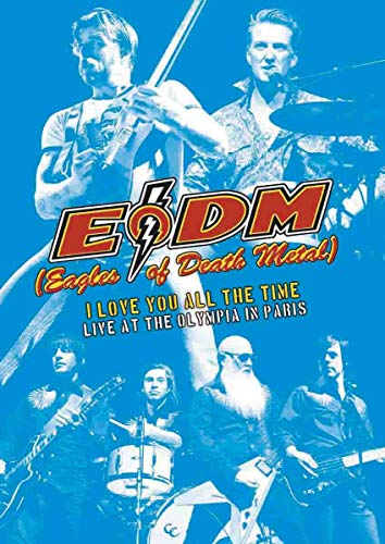 EAGLES OF DEATH METAL - LIVE AT THE OLYMPIA PARIS (1 BLU-RAY)