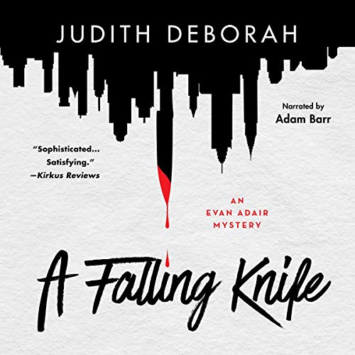 A Falling Knife audiobook cover art