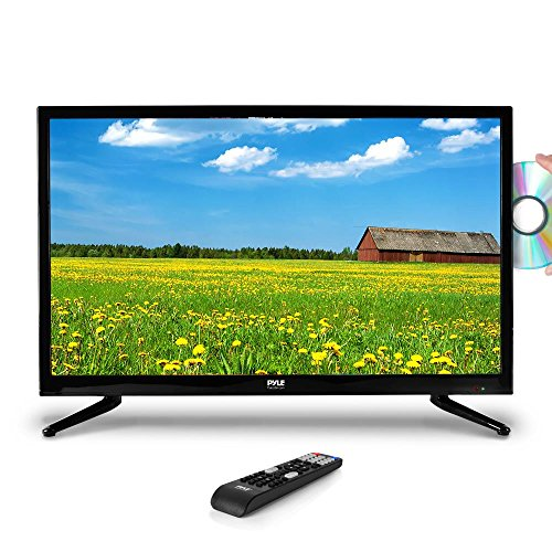 Buy Pyle Upgraded 2018 40 Inch 1080p HD LED TV DVD Player Combo Ultra Hi Resolution Widescreen Moni...