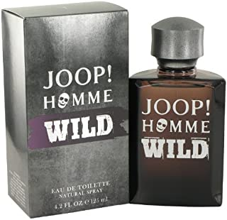 Joop Homme Wild By Joop! Eau De Toilette Spray 4.2 Oz For Men