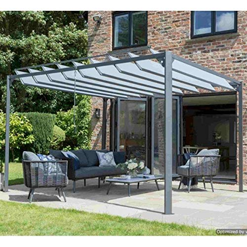 Norfolk Leisure Pandora - Pérgola (3 x 3 m)