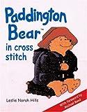 Paddington Bear in Cross Stitch
