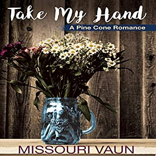 Take My Hand audiobook cover art