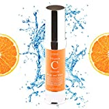 Lansley Natural Vitamin C Serum - Best Organic Korean Serum with Vitamin C, E, Collagen, and Advanced formula, Acne Scar and Wrinkles Removal, Anti-Aging - All Skin Types, 20ml (new)