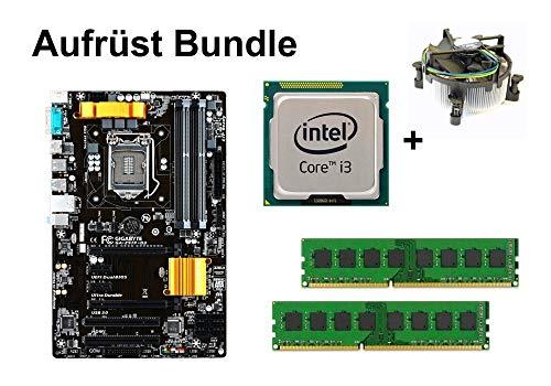 Aufrüst Bundle - Gigabyte Z97P-D3 + Intel Core i3-4130T + 32GB RAM #63740