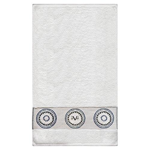 Versace 1969Handtuch, Frottee, weiß, 30x 50x 30cm
