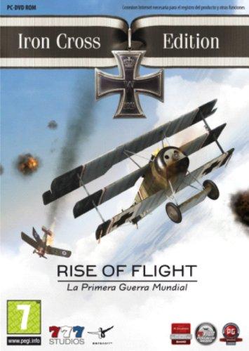 Rise of Flight, Iron Cross Edition, en Español