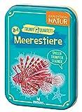 moses. 9599 Expedition Natur Trumpf Quartett Meerestiere | Kartenspiel für Kinder ab 8 Jahren, bunt -