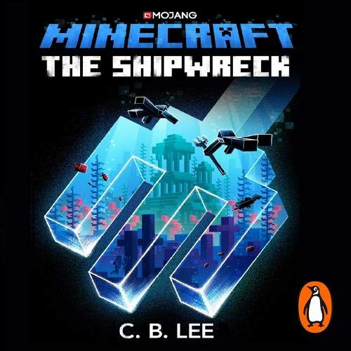 Minecraft: The Shipwreck cover art