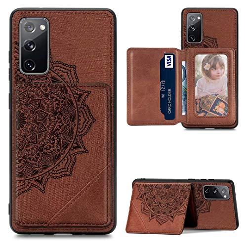 für Xiaomi Poco X3 NFC Handyhülle für Xiaomi Poco X3 NFC Mandala Hülle Wallet...