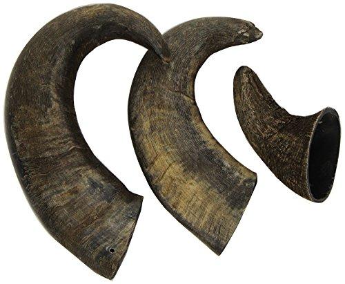 Outback Jack Water Buffalo Bully Horns 100%...