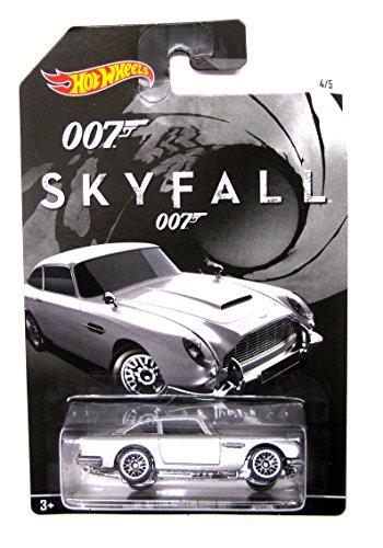 Hot Wheels James Bond 007 Aston Martin 1963 DB5 Skyfall 1:64