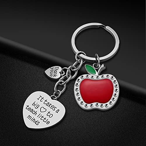 Teacher Gifts for Women - 3PCS Teacher Keychain, Teacher Appreciation Gifts, Teacher Christmas Valentines Gifts Thank You Gifts for Teacher Photo #7