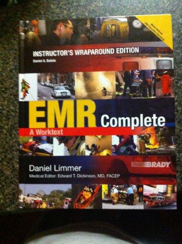 EMR Complete: A Worktext (Instructor's Wraparound Edition)