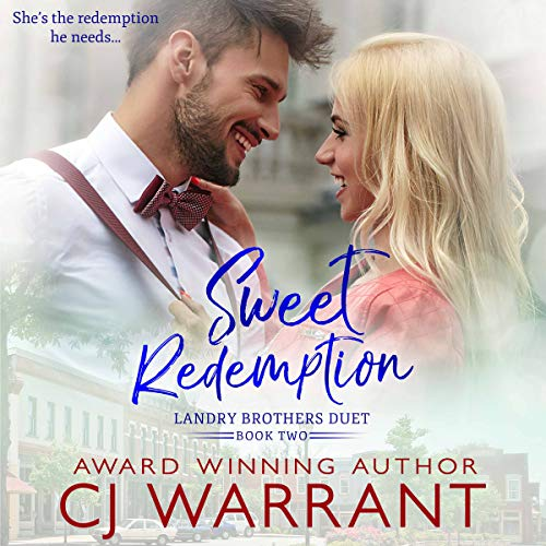 Sweet Redemption audiobook cover art