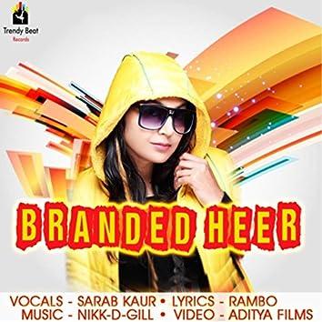 Branded Heer