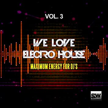 We Love Electro House, Vol. 3 (Maximum Energy For DJ's)