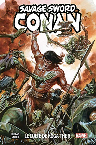 The Savage Sword of Conan T01