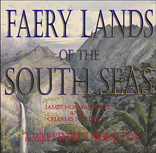Faery Lands of the South Seas audiobook cover art